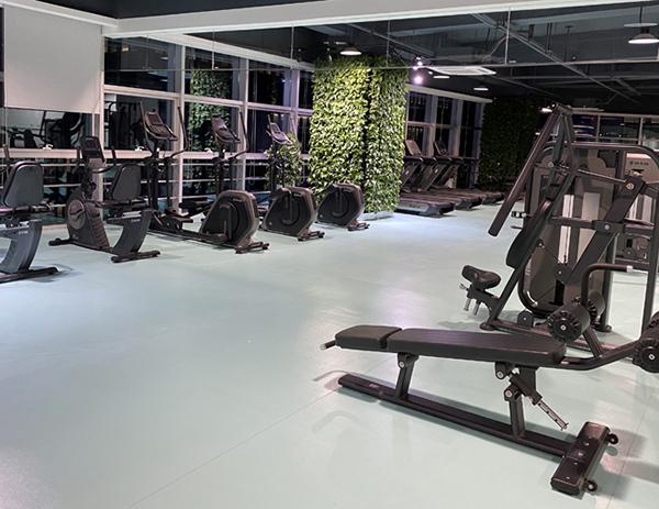 日照单位健身房