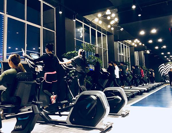 日照健身俱乐部