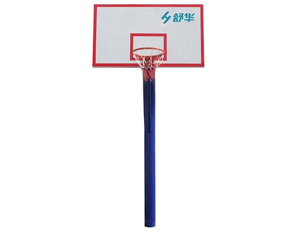 地埋式标准篮球架(JLG-101D)