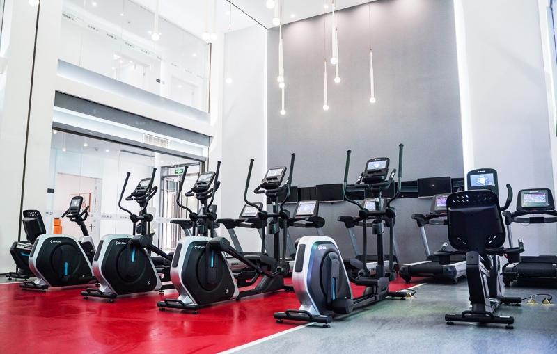房地产会所和社区健身房解决方案