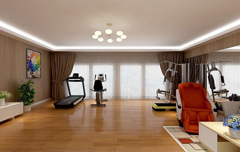 家庭健身房