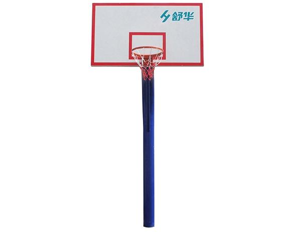 预埋式标准篮球架(JLG-101E)