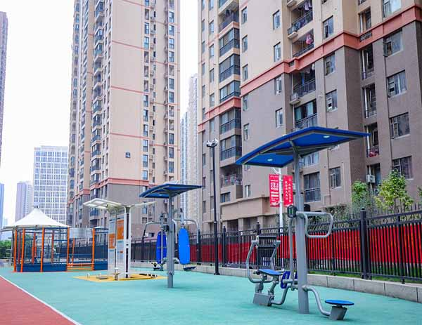 汉阳区磨山社区运动健身中心