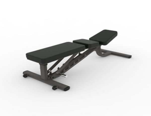 SH-6857 多重可调节练习椅