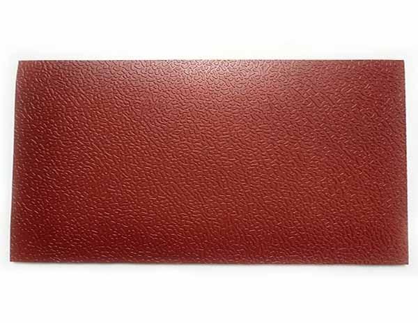 浩康PBO室外专用卷材地板 Y1 红色