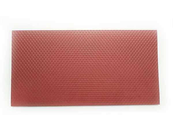浩康PBO室外专用卷材地板 Y6 红色