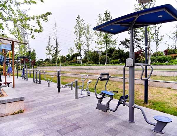 青岛城阳区运动公园