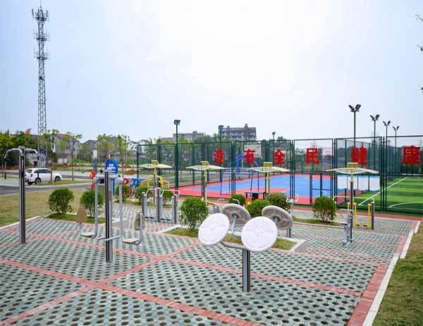 枝江市仙女镇全民健身中心