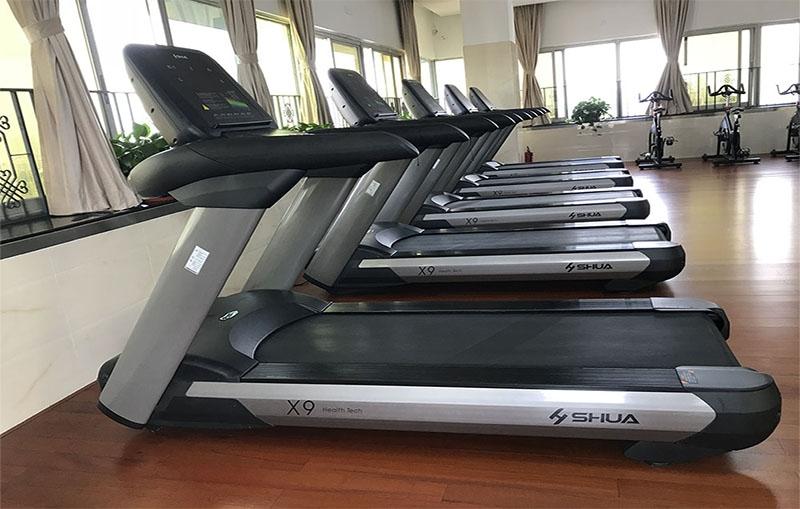 部队健身房