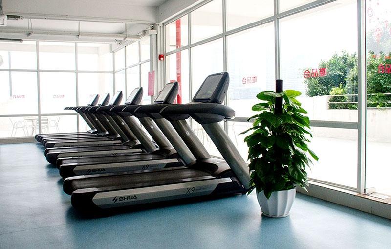 企事业单位健身房方案